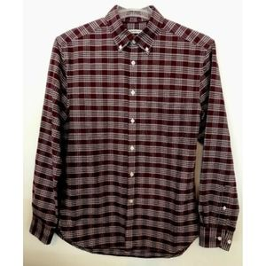Jos. A. Bank Men's L/S Tailored Fit B/D Shirt NWT